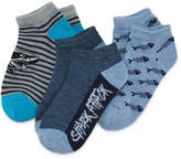 Arizona 3 Pair Crew Socks