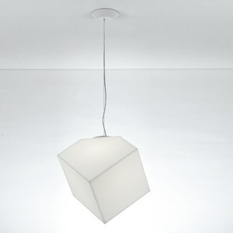 Artemide Edge 1 - Light Lantern Geometric Pendant