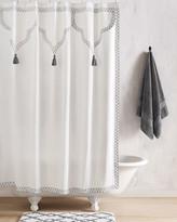John Robshaw Iswar Shower Curtain