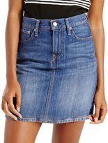 Levi's Women's Jean Skirt