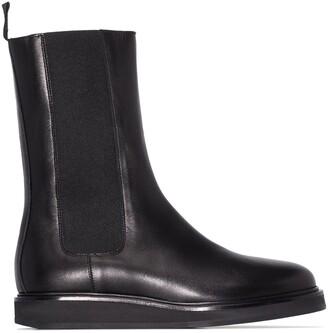 LEGRES Chelsea mid-calf boots