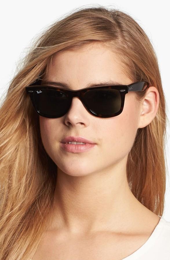 Ray-Ban 'Classic Wayfarer' 50mm Sunglasses