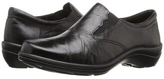 Romika Cassie 24 (Black) Women's Slip-on Dress Shoes