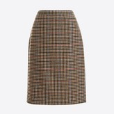 J.Crew Factory Camel Multi Houndstooth