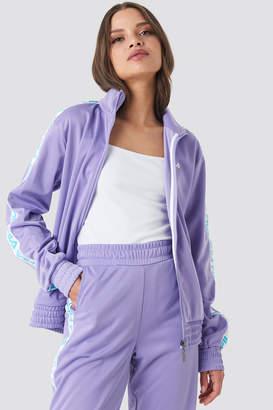 Fila Women Strap Track Jacket Violet Tulip