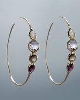 Gelato Hoop Earrings
