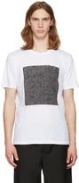 Rag & Bone White Code T-shirt