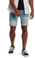 Levi's 511 Slim Splatter Cutoff Shorts