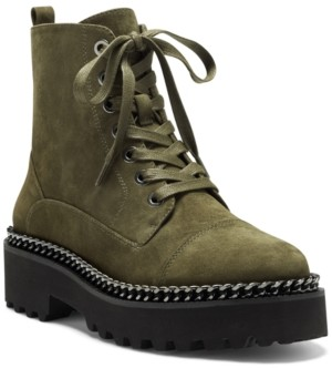 Olive Combat Boots | Shop the world's