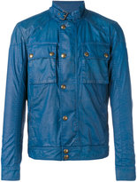 Belstaff popper jacket - men - Cotton - 46