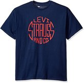 Levi's Men's Big and Tall Andre T-Shirt