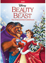 Disney Beauty and the Beast: The Enchanted Christmas DVD
