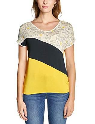 Street One Women's 313946 Ramona T-Shirt,(Size: 42)