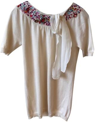 Christian Dior Ecru Cashmere Knitwear for Women