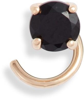 Maya Brenner Stone Comfort Stud Earring