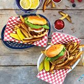 Sur La Table Burger Baskets, Set of 4