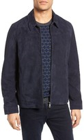 Ted Baker Men's Lazer Collared Suede Jacket