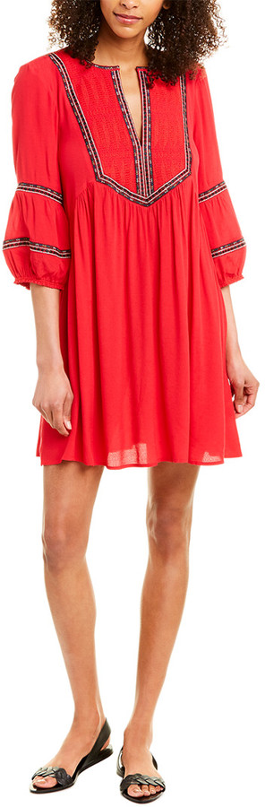 BA&SH Cale Shift Dress