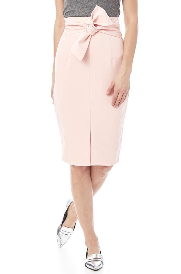 LAVISH ALICE Blush Pencil Skirt