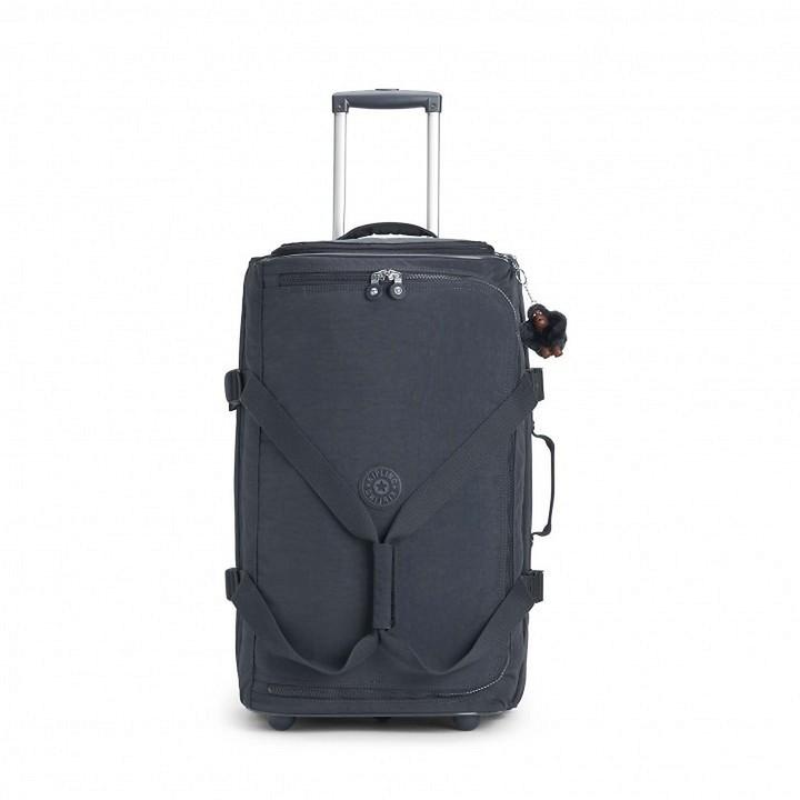 Thumbnail for your product : Kipling True Navy Teagan Medium Wheeled Duffle Bag