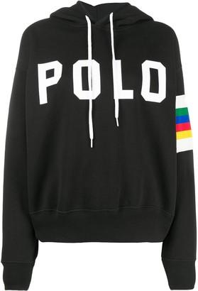 Polo Ralph Lauren Logo Print Hoodie