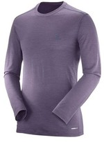 Salomon Men's X Wool Long Sleeve Tee
