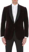 Richard James Regular-fit Velvet Evening Jacket