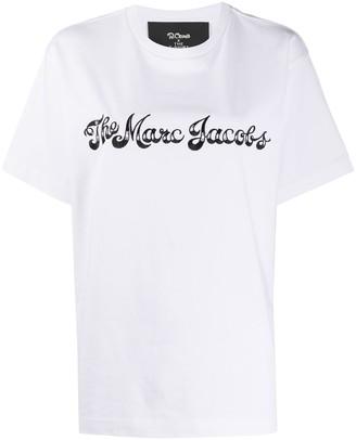 Marc Jacobs x R.Crumb The Logo T-shirt