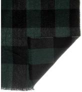 Jil Sander Cashmere and wool-blend scarf