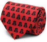 Star Wars Star WarsTM Silk Darth Vader Tie in Red/Black