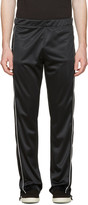 Maison Margiela Black Snap Track Pants