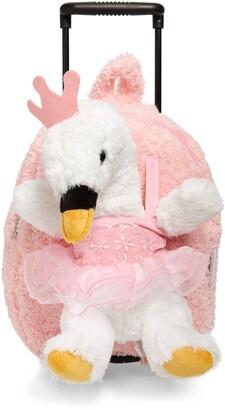 Popatu Ballet Swan Trolley Backpack