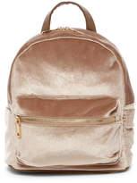 Urban Expressions Velvet Mid Backpack