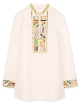 Tory Burch Embellished Tory Tunic