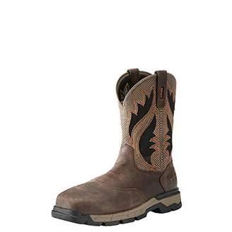 Ariat Men's Rebar Flex Western Venttek Construction Boot