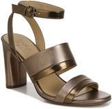 Naturalizer Leather Ankle-Strap Sandals - Ruby