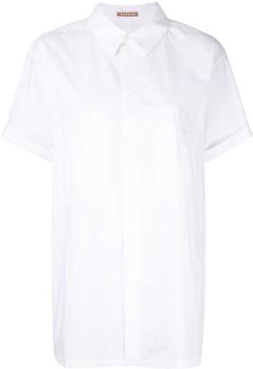 Nehera Oversized Short-Sleeve Shirt
