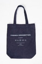 French Connection Wash Care Tote Bag