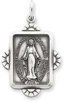 1928 Gold and Watches Sterling Silver Antiqued Miraculous Medal