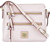 Dooney & Bourke Patent Leather Peyton TripleZip Crossbody