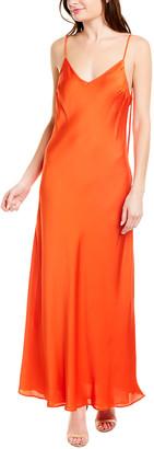 BCBGMAXAZRIA Satin Slip Dress