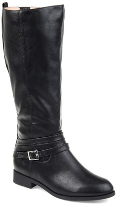 Journee Collection Ivie Tall Boot - Wide Calf