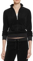 Juicy Couture Black Label Velour Track Jacket - 100% Exclusive