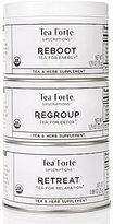 Tea Forte Sipscriptions Loose Tea Trio
