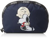 Le Sport Sac Women's Peanuts x Medium Dome Cosmetic Case
