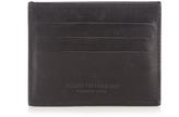 Marcelo Burlon County of Milan Murallon leather cardholder