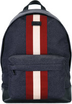 Bally Hingis backpack - women - Cotton/Leather - One Size