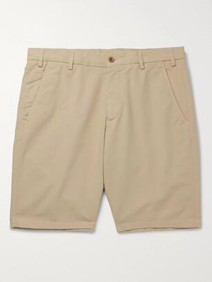 Loro Piana Slim-Fit Stretch-Cotton Shorts