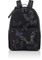 Valentino Men's Camubutterfly Classic Backpack-BLACK