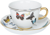 Christian Lacroix Butterfly Parade Teacup & Saucer